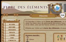 Terre des Elements